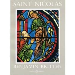 Benjamin Britten Saint Nicolas op. 42