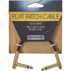 RockBoard Flat Patch Gold 10cm