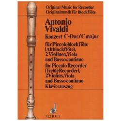Antonio Vivaldi : Concerto en Do Majeur RV 443