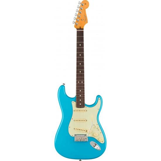 Fender American Professional II Stratocaster RW Miami Blue