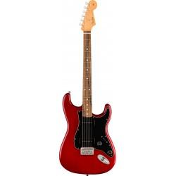 Fender Noventa Stratocaster PF Crimson Red