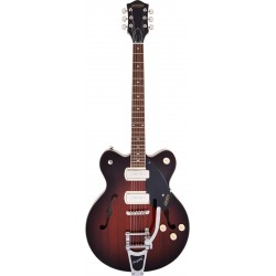 Gretsch G2622T-P90 Streamliner Center Block Double-Cut P90 with Bigsby Forge Glow