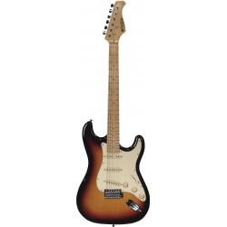 Prodipe Guitars ST80MA Sunburst
