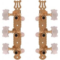 Yellow Parts Mécaniques Classique Dorées
