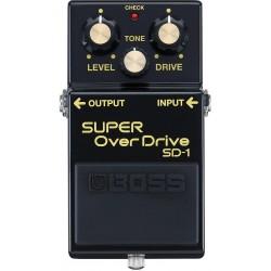Boss SD-1-4A Super OverDrive 40e Anniversaire
