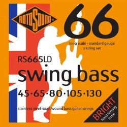 Rotosound RS665LD 5c 45-130