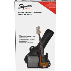 Squier Precision Bass PJ Pack