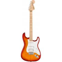 Squier Affinity Series  Stratocaster FMT HSS Sienna Sunburst