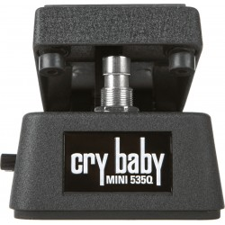Dunlop Cry Baby 535Q Mini