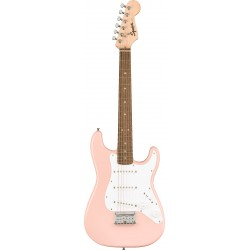 Squier Mini Stratocaster Shell Pink