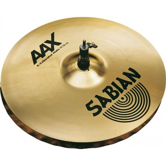 Sabian 21402XL AAX Hi-Hat X-Celerator 14 Pouces