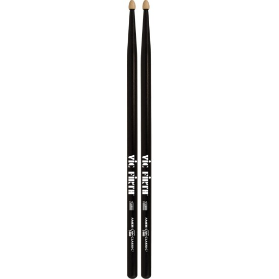 Vic Firth 5BB Noires American Classic Hickory