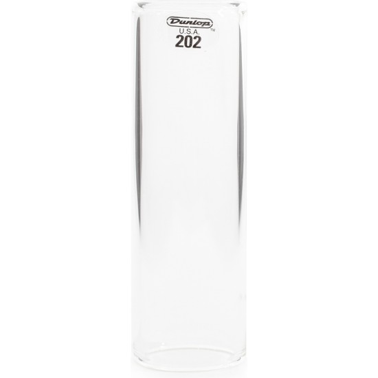 Dunlop 202 Bottleneck Pyrex Glass 62mm