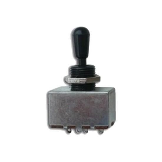 Yellow Parts EZ1180B Selecteur Micros Noir