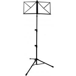 Music Leader MS 150 Pupitre Pliable avec Housse