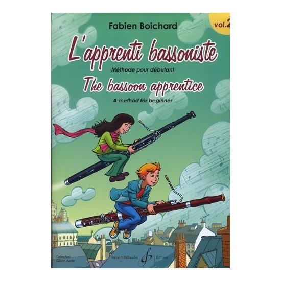 Fabien Boichard : L'Apprenti Bassoniste Volume 2