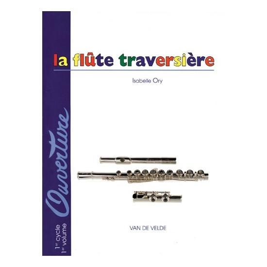 Isabelle Ory : La Flûte traversière Vol.1