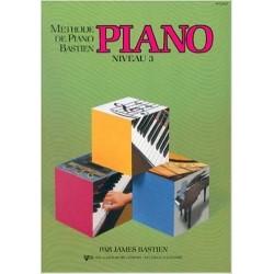 Méthode de Piano Bastien - Piano Niveau 3