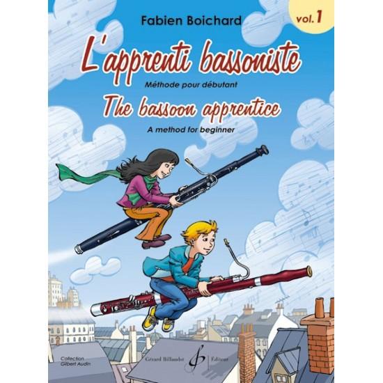 Fabien Boichard : L'Apprenti Bassoniste Volume 1