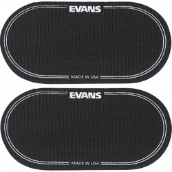 Evans EQPB2 Patch Grosse Caisse Double