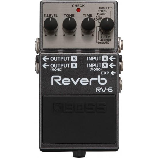 Boss RV-6 Réverb