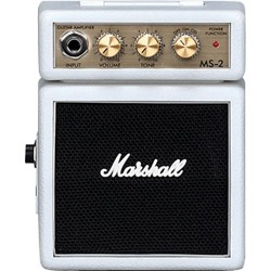Marshall MS2-W Micro Ampli Blanc
