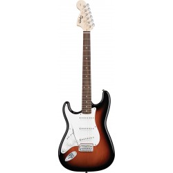Squier Affinity Stratocaster Left Handed Brown Sunburst