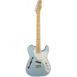 Fender American Eilte Telecaster Thinline MN Mystic Ice Blue