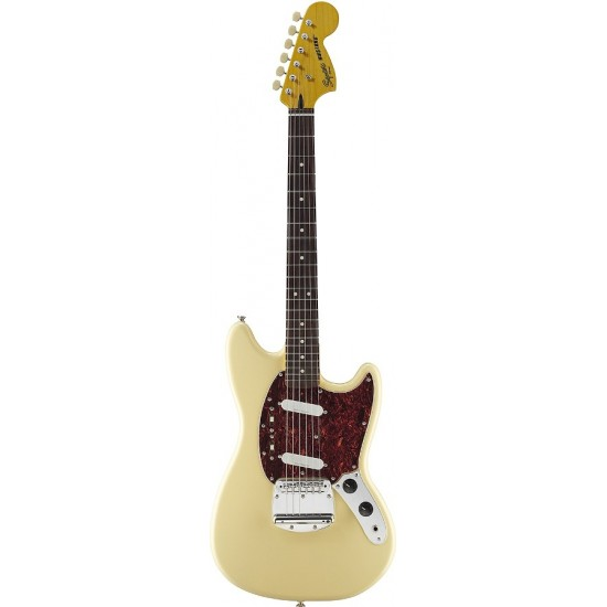 Squier Vintage Modified Mustang RW Vintage White