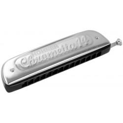 Hohner 257/56 Chrometta 14 Harmonica Chromatique