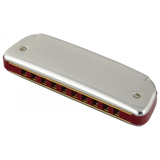 Hohner 542/20 C Golden Melody Harmonica Diatonique