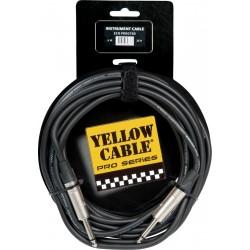 Yellow Cable PROG76D Jack/Jack 6M