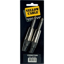 Yellow Cable JACK01 Jack Mono