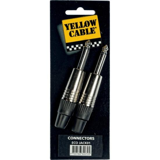 Yellow Cable JACK01 Jack Mono