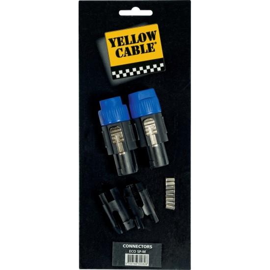 Yellow Cable SP-M Connecteur Speakon