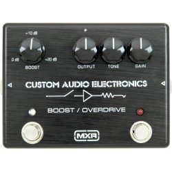 MXR MC402 Boost - Overdrive