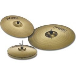 Paiste 101 Pack 3 Cymbales