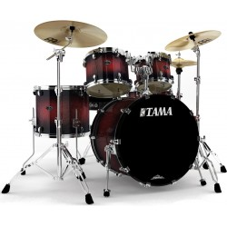 Tama PL52S-RSB  Starclassic Performer Red Sparkle Burst