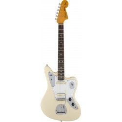 Fender Johnny Marr Jaguar Olympic White