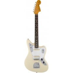 Fender Johnny Marr Jaguar Olympic White