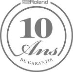 Garantie 10 ans Roland