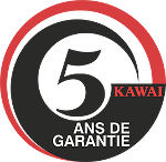 Kawai ganrantie 5 ans