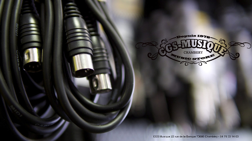 CGS Musique Espace Cables