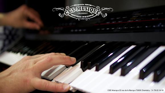 CGS Musique Espace Claviers et Synthés