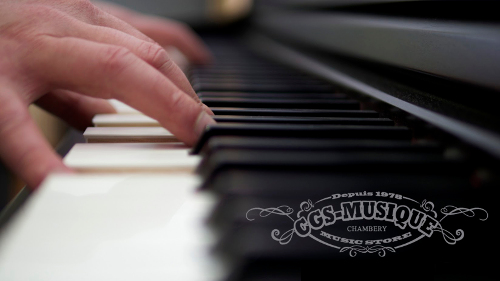 CGS Musique Espace Pianos