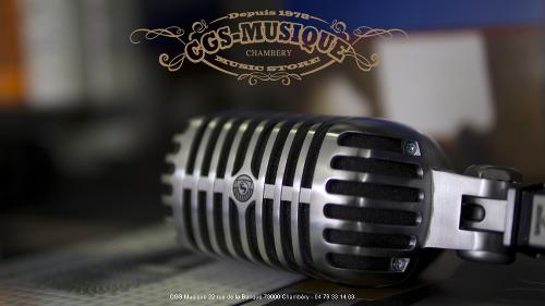 CGS Musique Espace Sono
