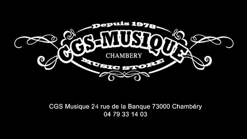 CGS Musique Magasin 2